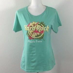 Hard Rock Cafe Punta Cana T Shirt Size Medium